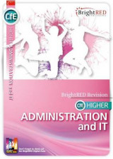 Omslag - BrightRED Study Guide CfE Higher Administration and it