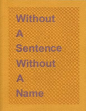 Without a Sentence Without a Name av Lydia Davis, Russell Edson og Martha Ronk (Heftet)