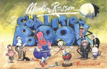 The Coalition Book av Martin Rowson (Innbundet)