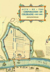 Omslag - Acts of the Corporation of Coleraine 1623-69