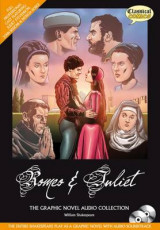 Omslag - Romeo & Juliet Graphic Novel Audio Collection
