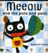 Omslag - Meeow and the Pots and Pans