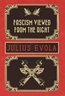 Fascism Viewed from the Right av Julius Evola (Innbundet)