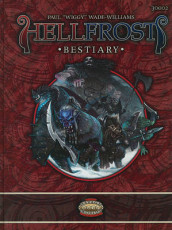 Hellfrost Bestiary av Snowy og Paul Wade-Williams (Innbundet)