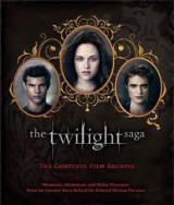 Omslag - The Twilight Saga: The Complete Film Archive