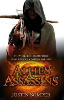 Allies and Assassins av Justin Somper (Heftet)