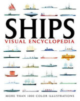 Omslag - Visual encyclopedia of ships