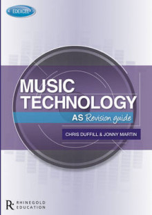 Edexcel AS Music Technology Revision Guide av Jonny Martin og Chris Duffill (Heftet)
