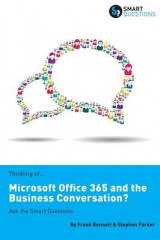 Omslag - Thinking Of...Microsoft Office 365 and the Business Conversation? Ask the Smart Questions