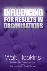 Omslag - Influencing for Results in Organisations