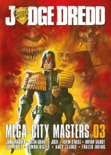 Omslag - Judge Dredd Mega-City Masters 03
