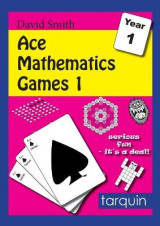 Omslag - Ace Mathematics Games 1: 16 Exciting Activities to Engage Ages 5-6: 1