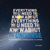 Everything You Need to Know About - The Universe av Christopher Cooper (Innbundet)