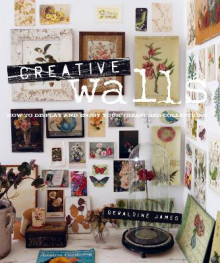 Creative Walls av Geraldine James (Innbundet)