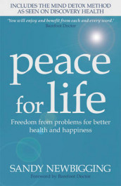 Peace for Life: Freedom from Problems for Better Health and Happiness av Sandy Newbigging (Heftet)