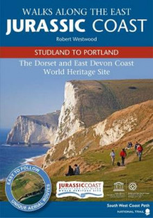 Walks Along the East Jurassic Coast - Studland to Portland av Robert Westwood (Heftet)