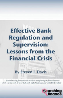 Effective Bank Regulation: Lessons from the Financial Crisis av Steven I. Davis (Heftet)