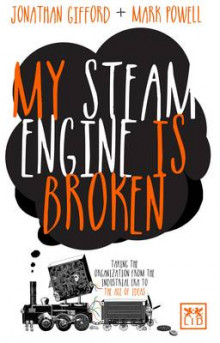 My Steam Engine is Broken av Mark Powell og Jonathan Gifford (Heftet)