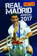 Omslag - Match! Real Madrid Annual 2017