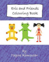 Omslag - Eric and Friends Colouring Book