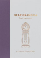 Omslag - Dear Grandma, from you to me