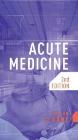 Omslag - Acute Medicine, second edition