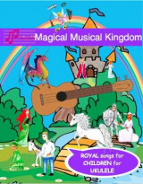 Omslag - Magical Musical Kingdom Song Book