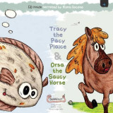 Omslag - Tracy the Pacy Plaice & Orsa the Saucy Horse