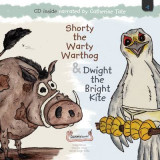 Omslag - Shorty the Warty Warthog & Dwight the Bright Kite