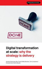 Omslag - Digital Transformation at Scale