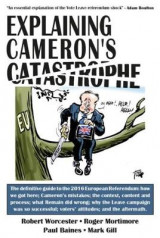 Omslag - Explaining Cameron's Catastrophe
