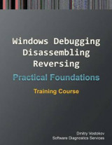 Omslag - Practical Foundations of Windows Debugging, Disassembling, Reversing