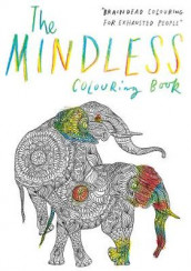 The Mindless Colouring Book av Patrick Potter (Heftet)