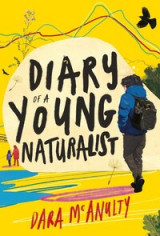 Omslag - Diary of a Young Naturalist