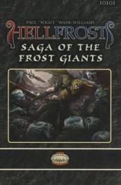 Hellfrost Saga of the Frost Giants av Paul Wade-Williams (Heftet)