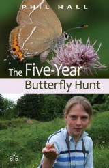 Omslag - The Five-Year Butterfly Hunt