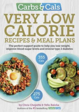 Omslag - Carbs & Cals Very Low Calorie Recipes & Meal Plans