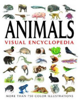 Omslag - Animals visual encyclopedia