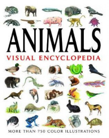 Animals visual encyclopedia av Tom Jackson (Heftet)