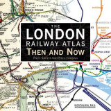 Omslag - The London Railway Atlas