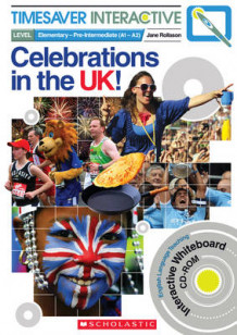 Celebrations in the UK av Jane Rollason (Blandet mediaprodukt)