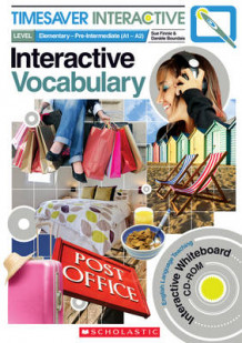 Interactive Vocabulary av Daniele Bourdais og Sue Finnie (Blandet mediaprodukt)