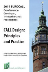 Omslag - Call Design: Principles and Practice - Proceedings of the 2014 Eurocall Conference, Groningen, the Netherlands