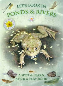 Let's Look in Ponds & Rivers av Caz Buckingham og Andrea Pinnington (Heftet)