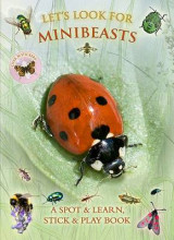 Omslag - Let's Look for Minibeasts