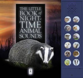 The Little Book of Night-Time Animal Sounds av Caz Buckingham og Andrea Pinnington (Pappbok)