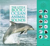 Omslag - The Little Book of Ocean Animal Sounds