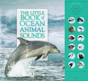 The Little Book of Ocean Animal Sounds av Caz Buckingham og Andrea Pinnington (Pappbok)