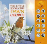 Omslag - The Little Book of the Dawn Chorus