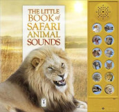 The Little Book of Safari Animal Sounds av Caz Buckingham og Andrea Pinnington (Pappbok)